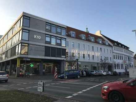 Praxis/ Labor im Ärztehaus K10 in attraktiver Innenstadtlage