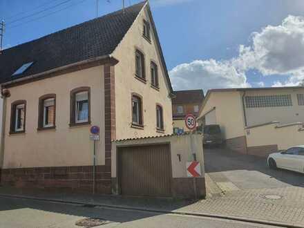 Gut erhaltenes Einfamilienhaus in Ranschbach
