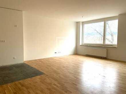 Erstbezug:  Komfortable, barrierefreie 2-Zimmer-Wohnung mit Süd-Loggia