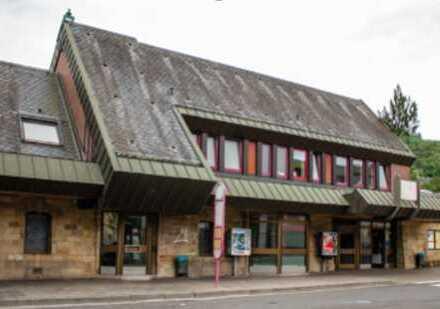 Gaststätte/Kiosk im Bahnhof Kirn zu vermieten