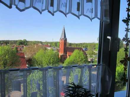 Starterwohnung - 1 Zimmer mit Balkon in Milmersdorf