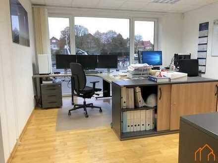 Moderne Bürofläche mit Wasserblick auf der Nesse in Leer!