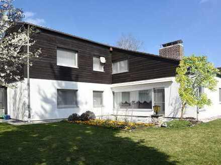 CASACONCEPT Freundliches Einfamilienhaus mit schönem Südgrundstück in ruhiger Wohnlage