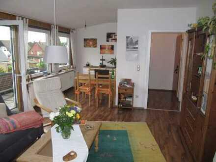 Helle und ruhige 2-Zimmer-Wohnung in Quadrath-Ichendorf
