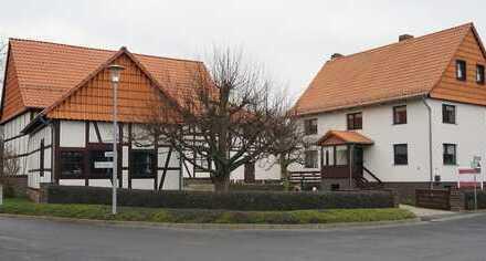 Gepflegter Resthof mit Kfz-Werkstatt und Scheune in Gleichen / Sattenhausen