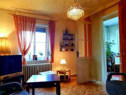3 Zimmer - Wohnung plus Mansardenzimmer