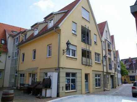 Denkmalsanierte Altbauwohnung in der Altstadt