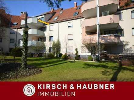 Ganz oben & frei & sofort einzugsbereit! 3,5-Zimmer-ETW auf 2 Etagen, Neumarkt - Regensburger S...