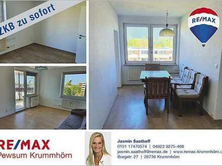 3 Zimmer Wohnung ab sofort in Emden