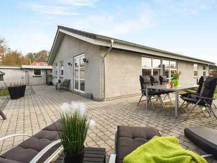 Im Herzen von Kværs, erwartet Sie dieses schöne und modernisiert Villa