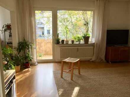 Schöne helle Wohnung mit Südbalkon in Ehrenfeld