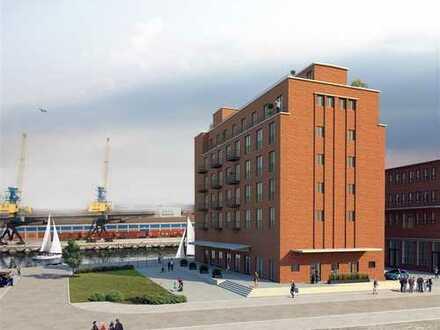 Individuelle Gewerbefläche am Alten Hafen in Wismar