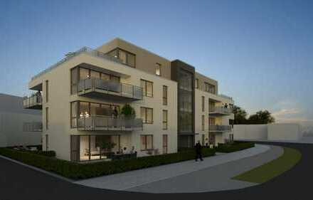 Neubauprojekt Buschstr. 282 - WE 11 Moderne 3 Zimmer Wohnung im 2. Obergeschoss