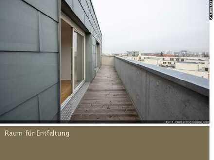 Wunderschöne 3-Zimmer Wohnung, zentrale und ruhige Lage mit weitem Blick über Potsdam