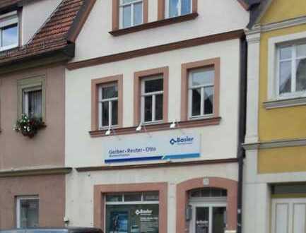 Schöne, geräumige zwei Zimmer Wohnung in Haßberge (Kreis), Ebern