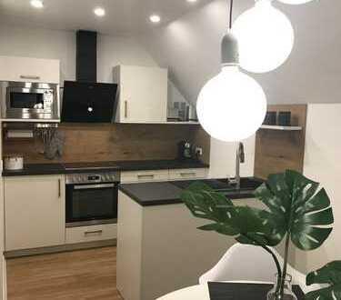 Frisch nach Sanierung: Möbliertes Apartment / Wohnung möbliert in Wolfsburg (Heiligendorf)