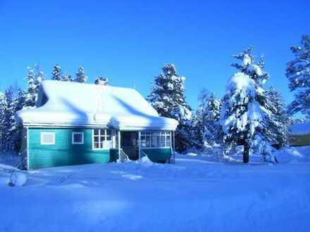 Gemütliches Haus in Schweden, südliches Lappland, für Naturliebhaber