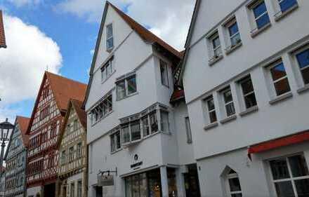 Ideale Büro- oder Praxisräume im Herzen der Bietigheimer Altstadt