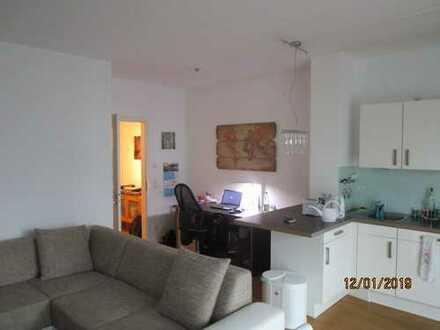 Schöne 2-Zimmer-Wohnung mit EBK und Balkon in Alsterdorf, Hamburg