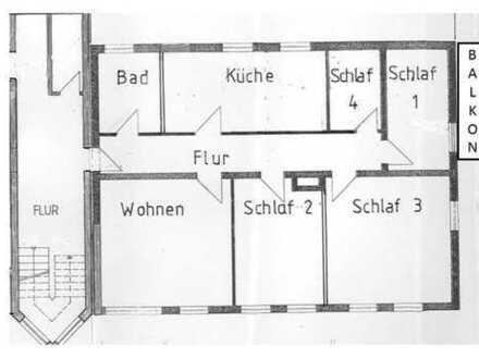 Schöne 4,5-Zimmer-Wohnung mit Balkon in Attendorn