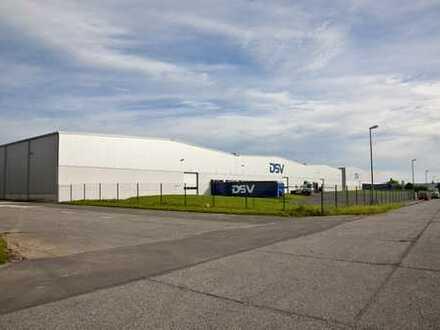 Neubauprojekt: Individuelle Logistik-/Produktionshalle in Pferdsfeld
