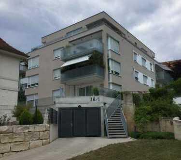 Barrierefreie 3-Zimmer-Wohnung mit Balkon und gehobener Ausstattung in Plochingen