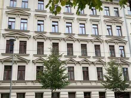 Zwei Zimmer Erdgeschosswohnung in der Könneritzstraße