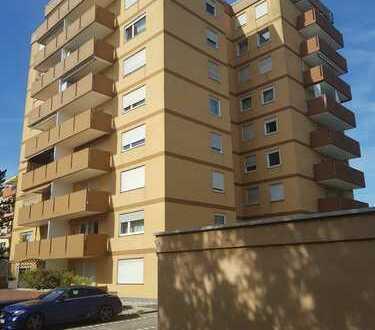 Helle 3-ZKB-Wohnung, Südbalkon, Garage, Schwimmbad, Sauna, Aufzug