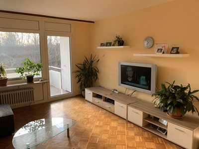 2-Zimmer Wohnung in Thalfingen mit Aussicht ins Grüne