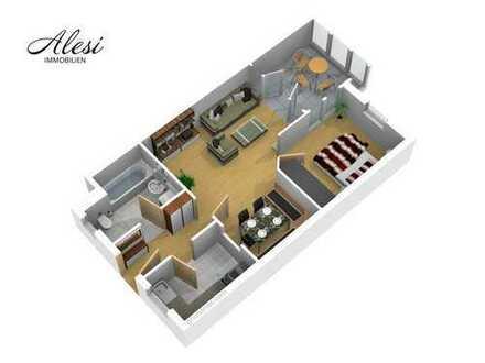 2,5 Zimmer Wohnung mit Potential im Zentrum von Magstadt