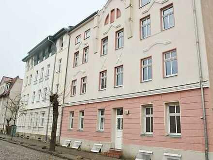 Hübsche Wohnung in ruhiger gepflegter zentraler Lage von Eberswalde