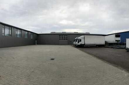 Lagerhalle in Reichertshofen