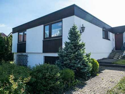 EFH ca. 170 m² Wfl. freistehend, sympathisch auf attraktivem Gartengrundstück