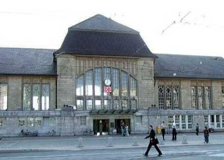 """""""BAUMÜLLER & CO."""" Nähe Hauptbahnhof - werbewirksam - flexible Anmietung - ausreichend Stellplätze"""