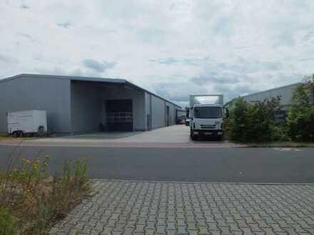 Große Lagerhalle mit perfekter Autobahn Anbindung A3 & A45