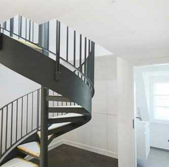 Ihre Dachgeschoss-Wohnung der besonderen Art! Das Highlight in Bogenhausen!