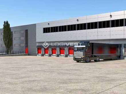 Neubau einer Logistikhalle in Knüllwald-Remsfeld
