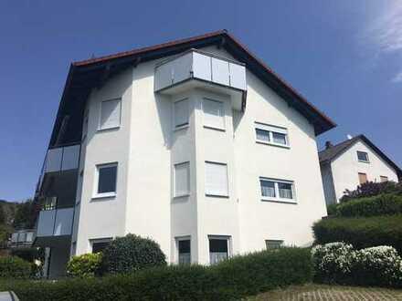 RESERVIERT - Lichtdurchflutete 3-Zimmer-Wohnung auf dem Dilsberg