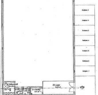 20_VH3607 Neubauhalle für Produktions-/Lager- und Verkaufsflächen mit Büroeinheiten in Planung / ...