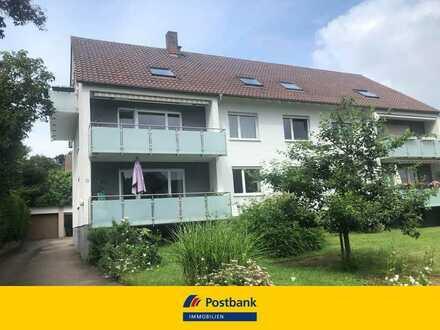 Stuttgart-Hohenheim: Bezugsfreie & helle 3-Zi-DG Wohnung mit Hobbyraum und Potential