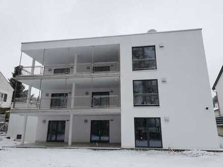 Erstbezug: exklusive 3-Zimmer-Wohnung mit EBK und Balkon in Bestlage