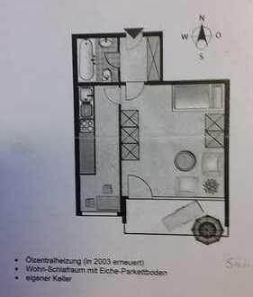 1-Zimmer-Whg in MOD