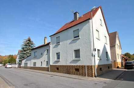 2-Familienhaus mit 4 großen Garagenplätzen in Büttelborn