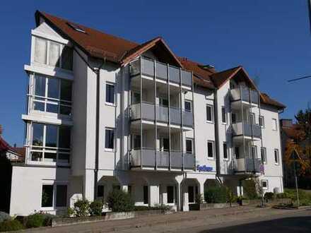 ++ Marbach a.N. ++ 3-Zimmer-Wohnung ++ Balkon ++ frei ++Tiefgargenstellplatz ++