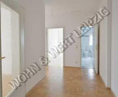 *wohnwert-leipzig.de* 2-Zi-Whg/ Parkett neu/Wintergarten/Tageslichtbad/grüne Umgebg/ges: 495 EUR