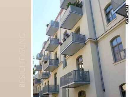 Barrierefreie 3-Raum-Wohnung mit 2 Balkonen in gehobener Ausstattung