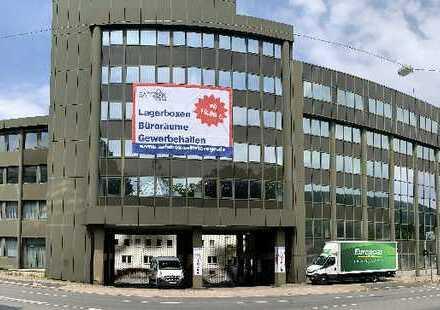Bürotrakt 600 qm bei SAFE-BOX Hagen
