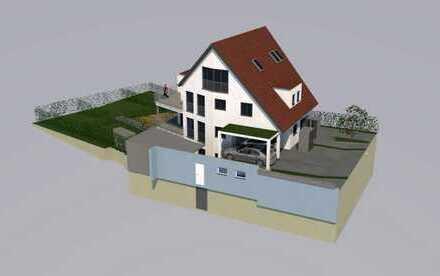 Exklusive 3 Zimmerwohnung mit Gartengrundstück in Nürtingen