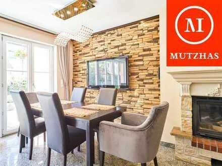 MUTZHAS - Geschmackvolles Reihenmittelhaus mit viel Platz!