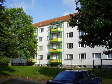 Hochparterre, Balkon ins Grüne